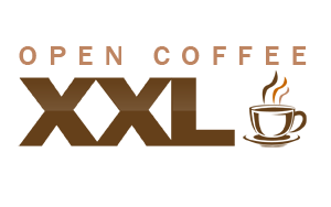 Logo Open Coffee XXL